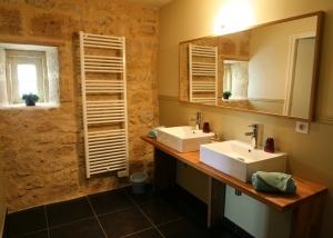 Joie de Lavande - Bathroom