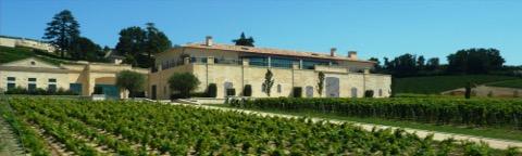 Visites de châteaux pendant votre séjour au Bleu Raisin : Château Pavie