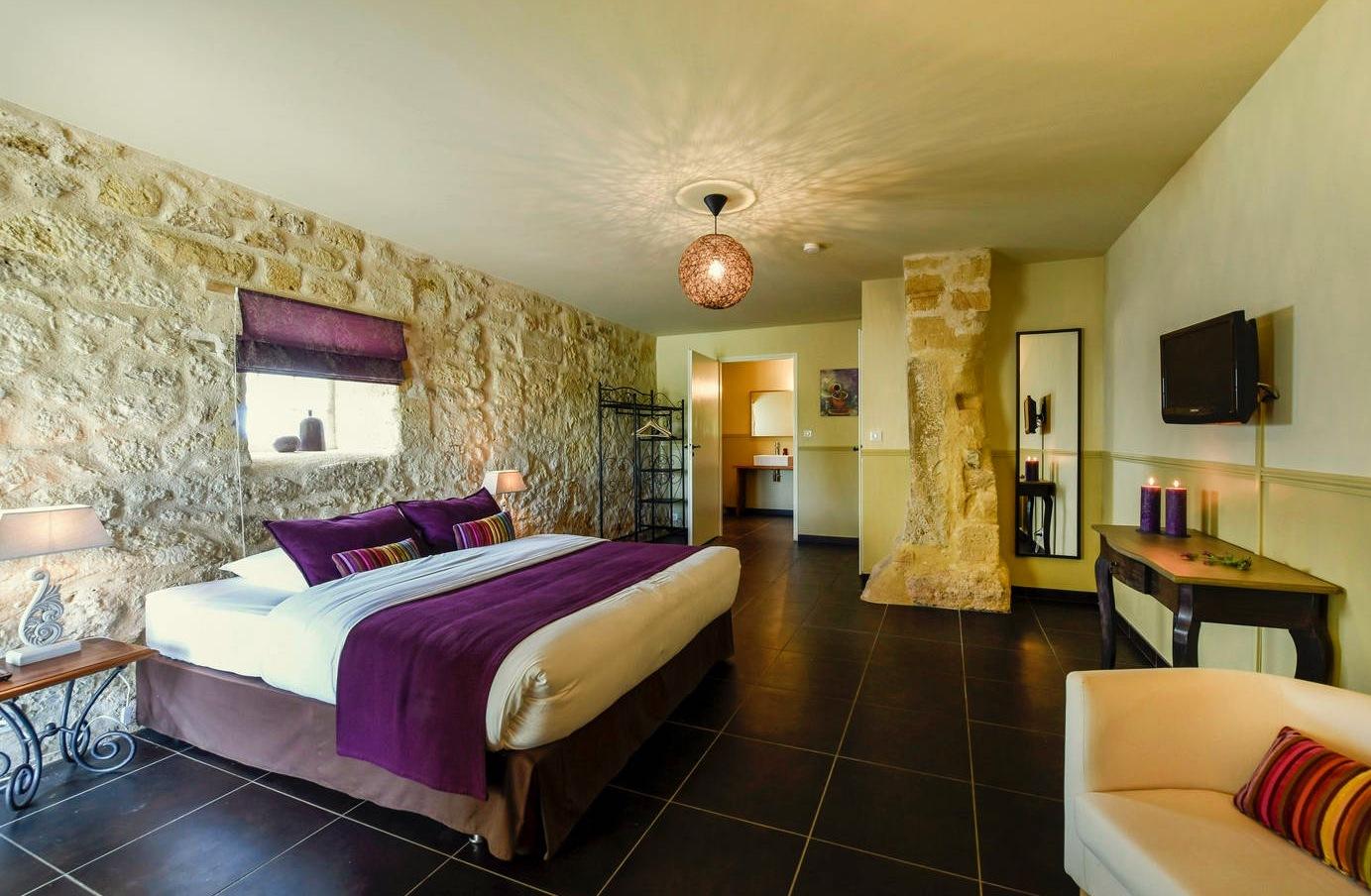 Nos chambres d'hôtes et tarifs   bleu raisin
