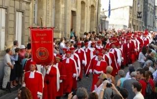 Jurade in Saint-Emilion