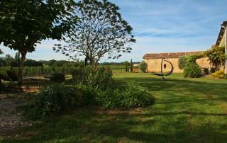 Bleu Raisin, B&B in South-West France