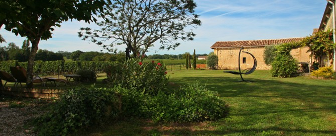 Bleu Raisin, B&B in South-West France