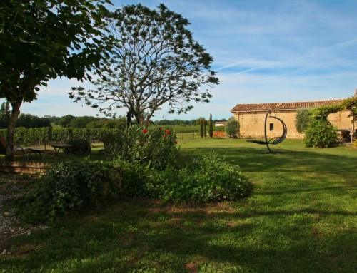 How an old winery became a bed&breakfast: the story of Bleu Raisin