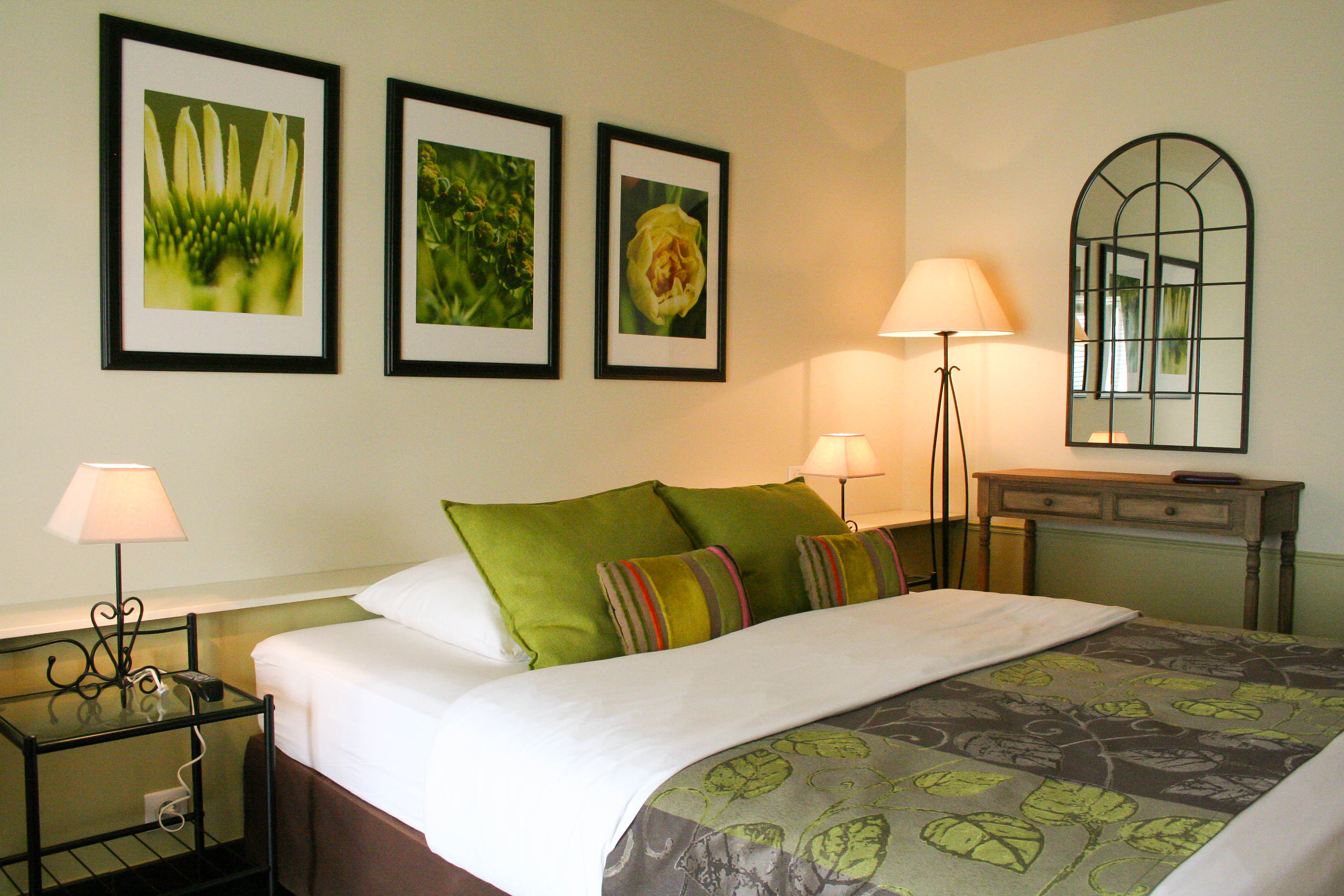 Guest room Brin d'Herbe
